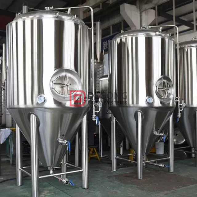 15 BBL Conical-Bottom Fermenter (Unitank) industriell håndverksølgjæringstank Australia